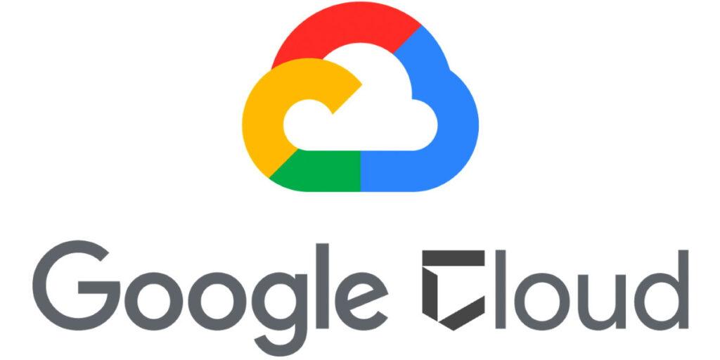Google Cloud Logo transparent