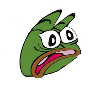 pepega shocked