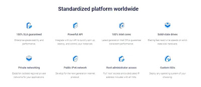 Vultr platforms