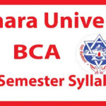 BCA First Semester Syllabus Pokhara University