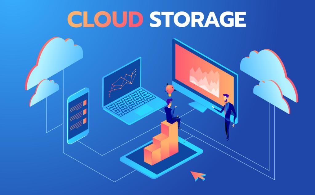 Cloud Storage Defination