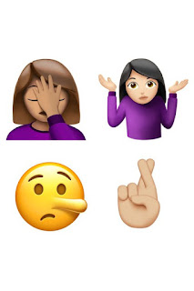 idk emoji sets