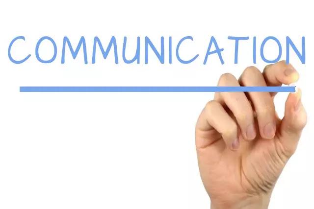 status of communication