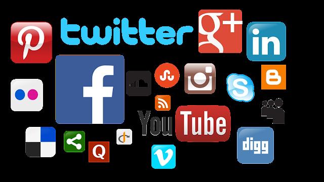 Socla media to derive blog traffic