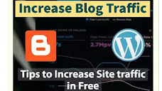 Tips to increase website traffic [2021]