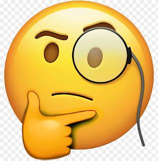 idk emoji glasses