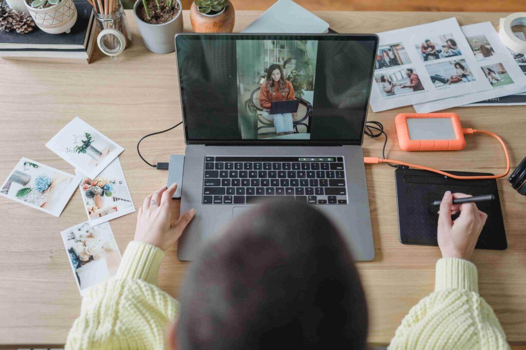 Image Processing on Laptop